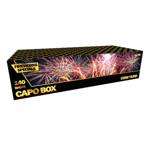 Vuurwerk Orthen Capo Box