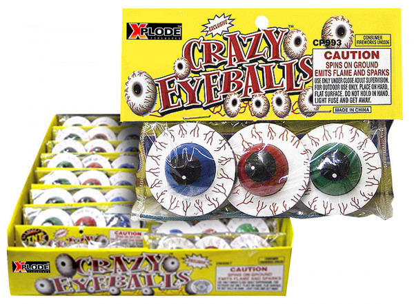 Xplode Crazy Eye Ball