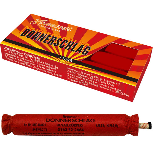 FireEvent Donnerschlag