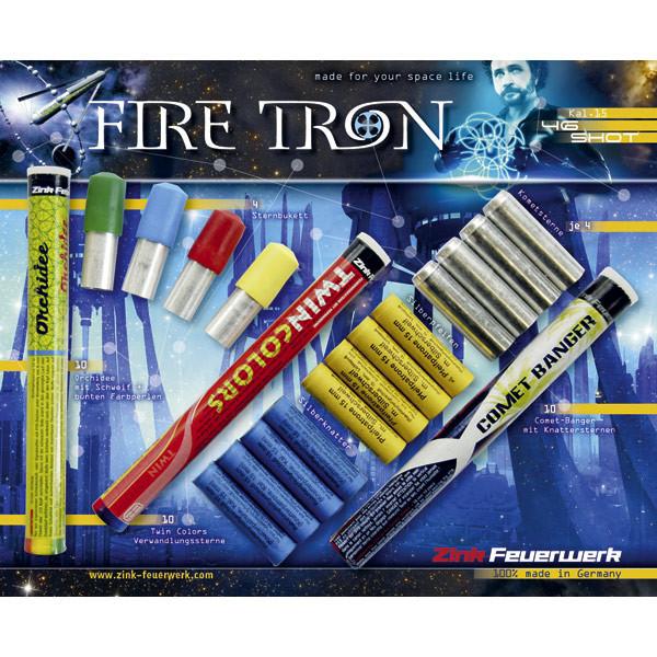 Zink Fire Tron