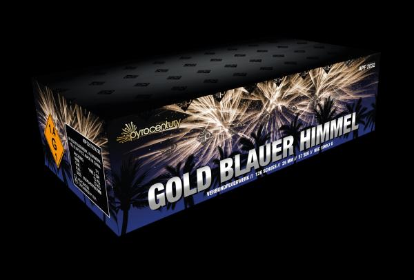 Pyrocentury Gold Blauer Himmel Batch 2020