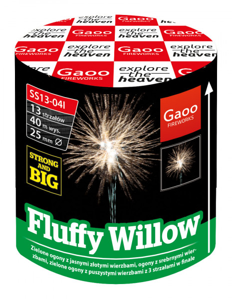 Gaoo Fluffy Willow