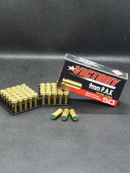 Victory 9mm P.A.K 250er Preis