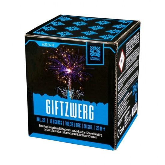 Argento Giftzwerg (Batch 2020)
