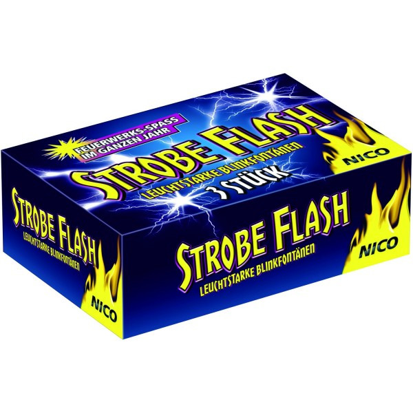 Nico Strobe Flash