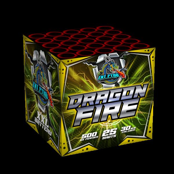 TNT Pyro Dragon Fire