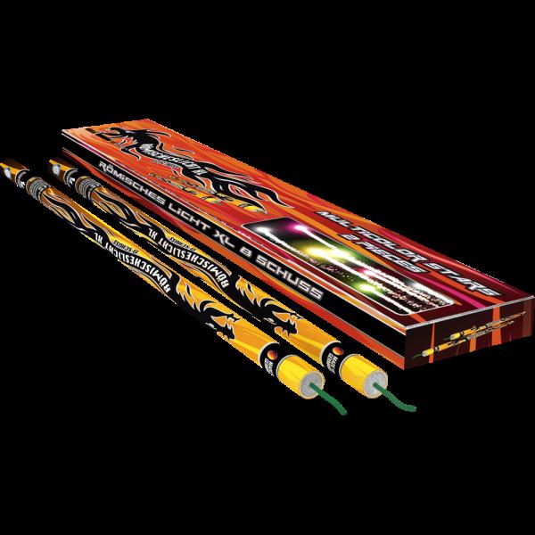 Lesli Römischeslicht XL 8 Schuss