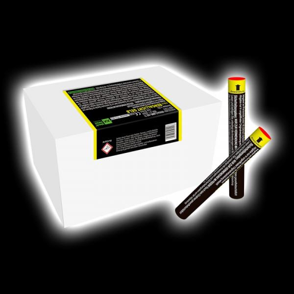 Blackboxx Figueren Licht Gelb