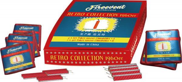 FireEvent Retro Collection