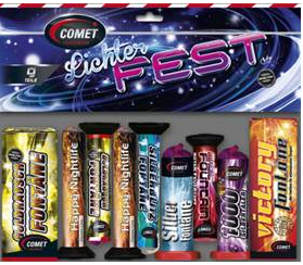 Comet Lichter Fest