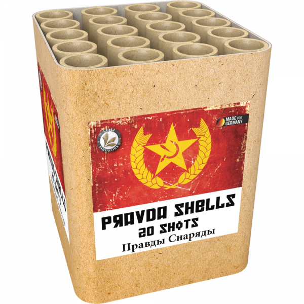 Lesli Pravda Shells