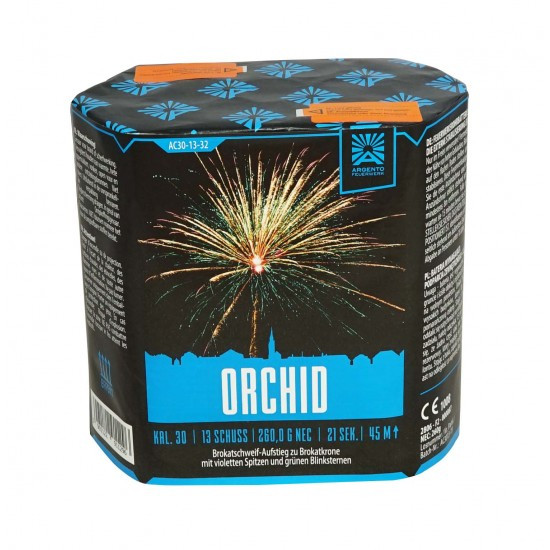 Argento Orchid