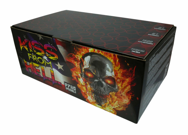 Pyro Specials Kiss From Hell