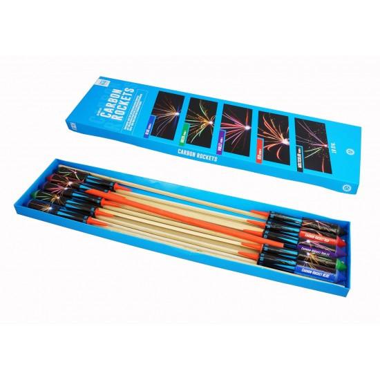 Argento Carbon Rockets