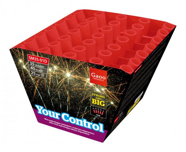 Gaoo Your Control