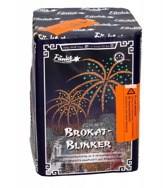 Funke Brokat Blinker