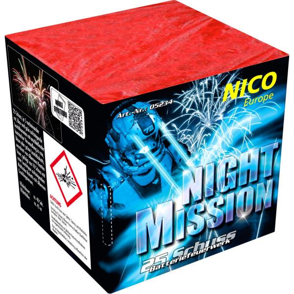 Nico Night Mission
