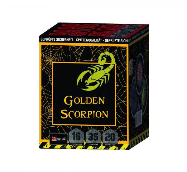 Xplode Golden Scorpion