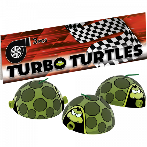 Lesli Turbo Turtels