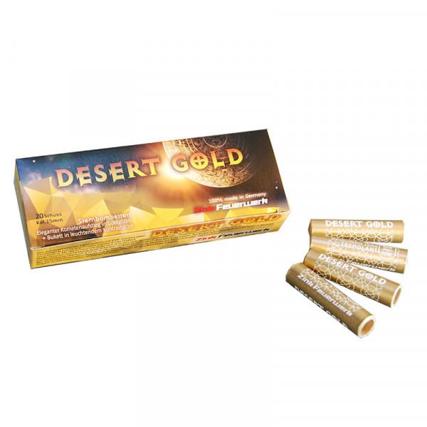 Zink Desert Gold