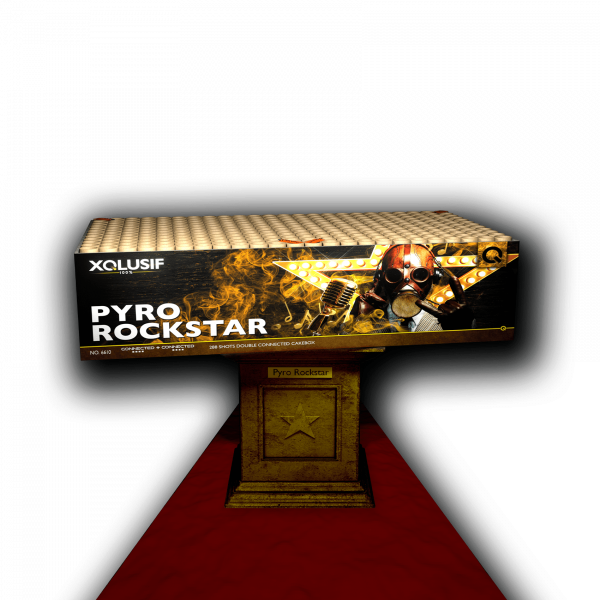 VOLT Pyro Rockstar