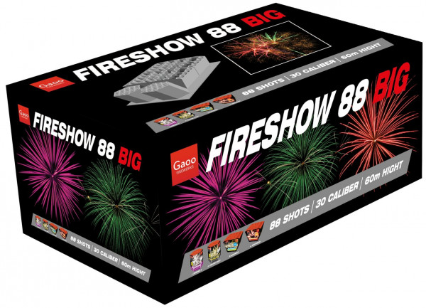 Gaoo Fireshow 88 Big