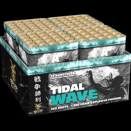 Lesli Tidal Wave