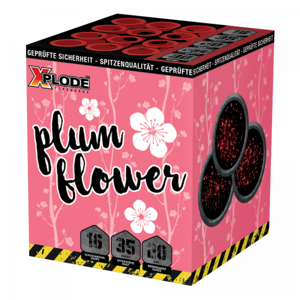 Xplode Plum Flower