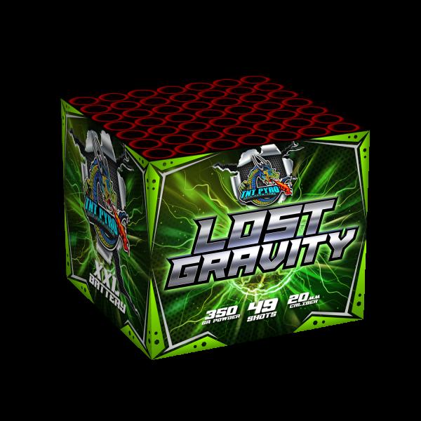 TNT Pyro Lost Gravity