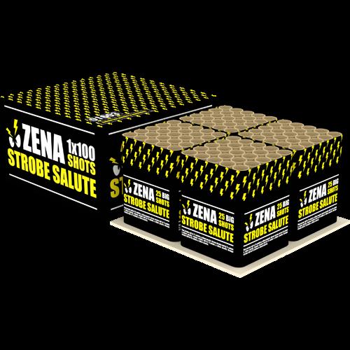 Zena Strobe Salute Box