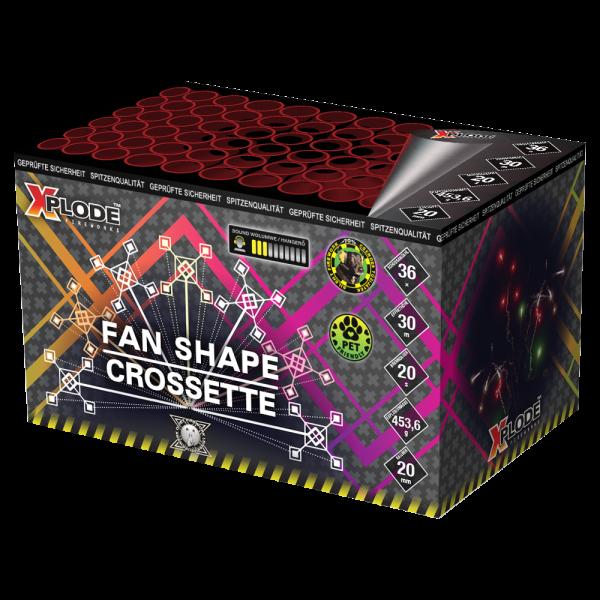 Xplode Fan Shpae Crossette